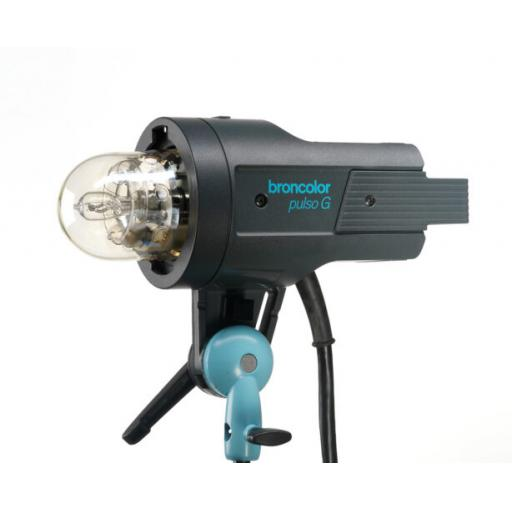Broncolor Pulso G 3200 J Flash Head / 300w