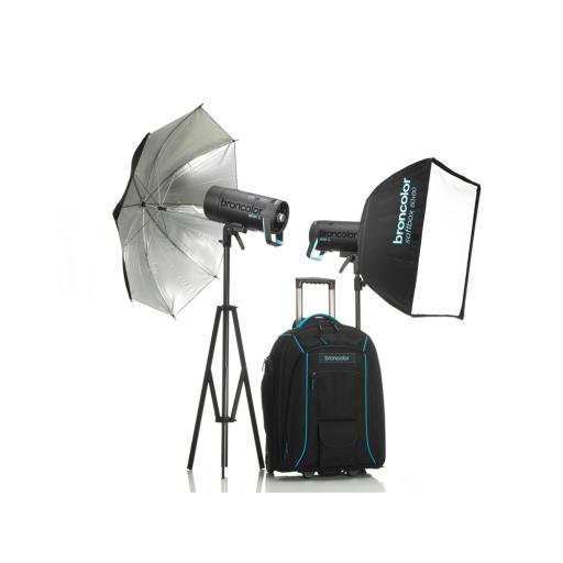 Broncolor Siros 400 L WiFi / RFS 2.1 Outdoor Kit 2