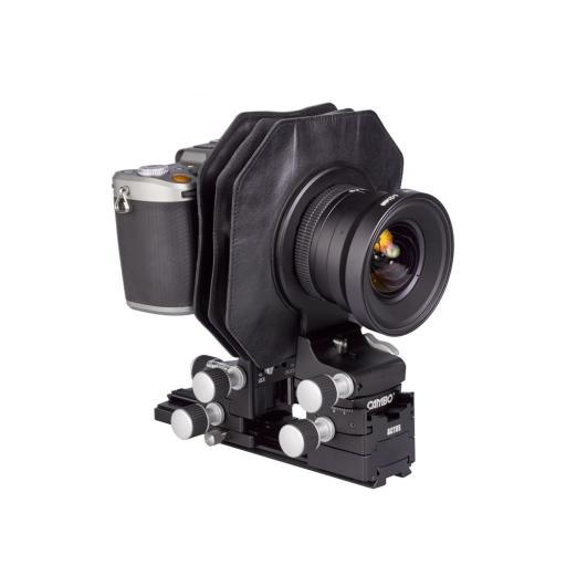 Cambo ACTUS-camerabody BLACK incl. Hass.X1D mount