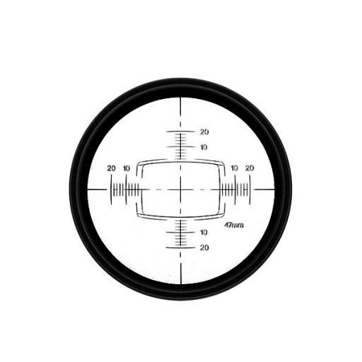 Mask for 45/47 mm Lenses