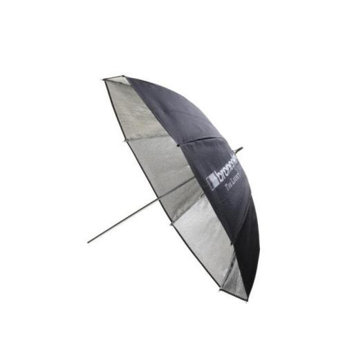 "umbrella silver/black √ò 105 cm (41.3"")"