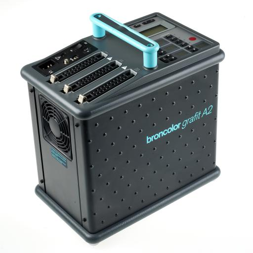 Used Broncolor Grafit A2 1600 RFS1 Flash Pack