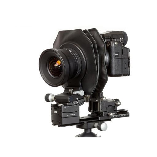 Cambo ACTUS-camerabody BLACK incl. FUJI GFX mount