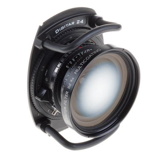 Used Cambo Apo Digitar 24mm XL lens + Center ND filter for WDS / WRS camera