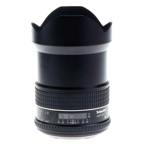 RENTAL - Schneider f.4.5 / 28mm Leaf Shutter Lens