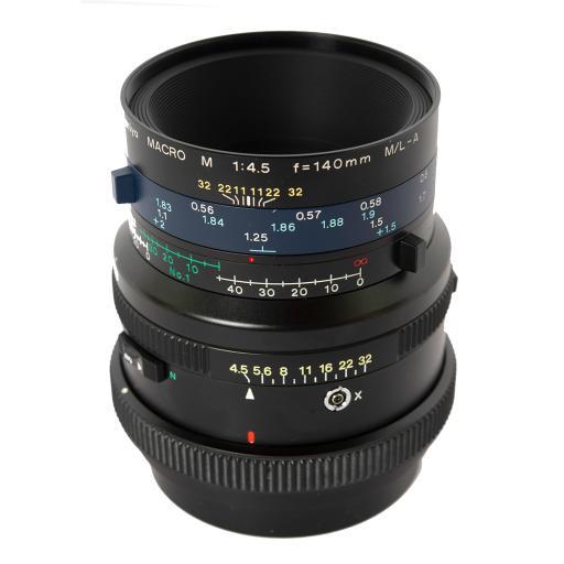 RENTAL - Mamiya RZ 140mm f4.5 Sekor Lens