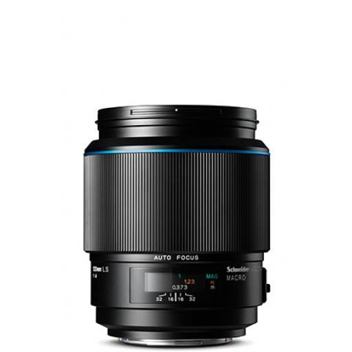 RENTAL - Schneider f4.0 / 120mm Blue Ring Leaf Shutter Lens