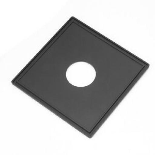 RENTAL - Sinar 4x5 Copal 0 Double Recessed Lens Panel