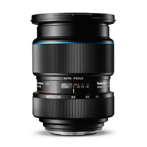 RENTAL - Schneider f4-5.6 / 40-80mm 'Blue Ring' Leaf Shutter Lens
