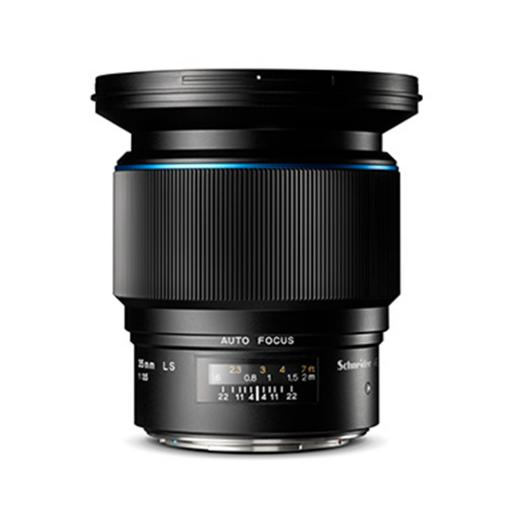 RENTAL - Schneider f3.5 / 35mm 'Blue Ring' Leaf Shutter Lens