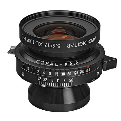RENTAL - Schneider Apo Digitar 47mm f5.6 XL Copal 0 Shutter