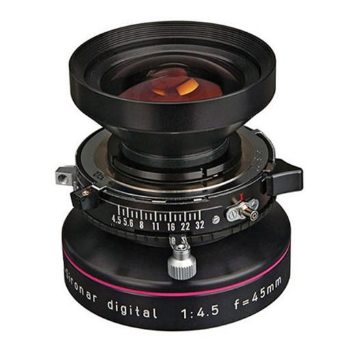 RENTAL - Rodenstock Apo Sironar Digital 45mm f4.5 Copal 0 Shutter