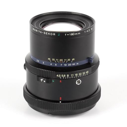 RENTAL - Mamiya RZ 180mm f4.5 Sekor Lens