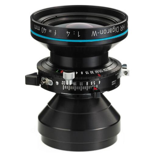 Pre-order the X-Shutter With Rodenstock Digaron 4.0 40mm HR-W Lens (Controlled Only By The Phase One IQ4 Digital Backs)