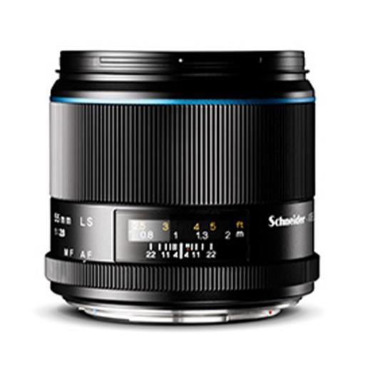 RENTAL - Schneider f2.8 / 55mm Leaf Shutter Lens
