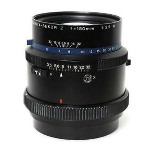 RENTAL - Mamiya RZ 150mm f3.5 Sekor Lens