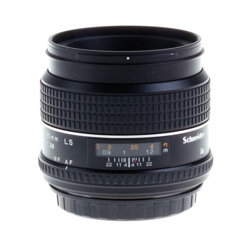 RENTAL - Schneider f2.8 / 80mm Leaf Shutter Lens