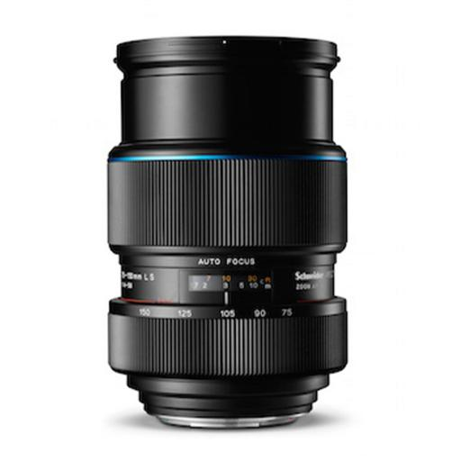 RENTAL - Schneider f4-5.6 / 75-150mm 'Blue Ring' Leaf Shutter Lens