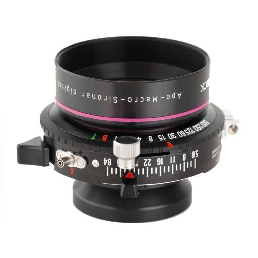 RENTAL - Rodenstock Apo Macro Sironar Digital 120mm f5.6 Copal 0 Shutter