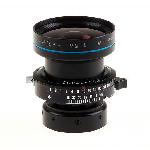 RENTAL - Rodenstock Apo Sinar Digital 70mm f5.6 Copal 0 Shutter