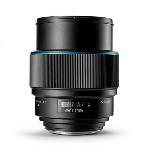 RENTAL - Schneider f2.8 / 150mm 'Blue Ring' Leaf Shutter Lens