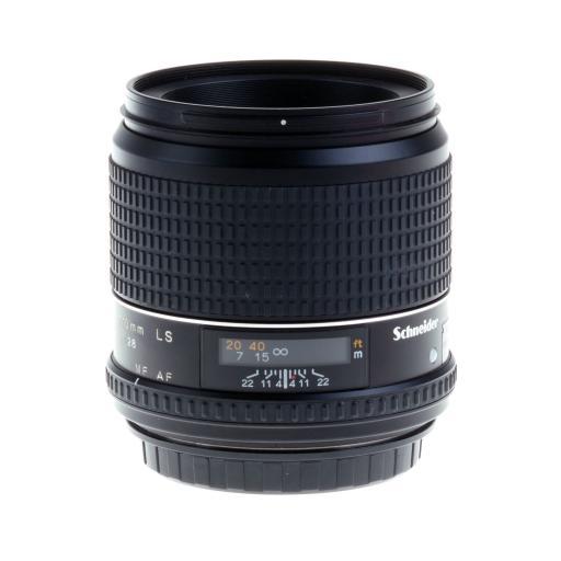 RENTAL - Schneider f2.8 / 110mm Leaf Shutter Lens