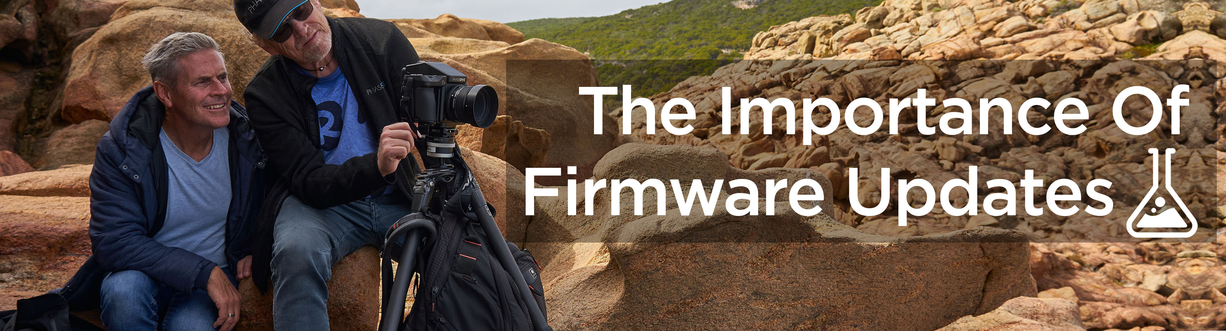 The Importance Of Firmware Updates For Your Phase One IQ4, XT and XF