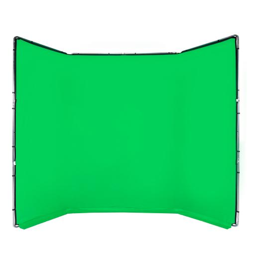 Manfrotto Chroma Key FX 4x2.9m Background Kit Green