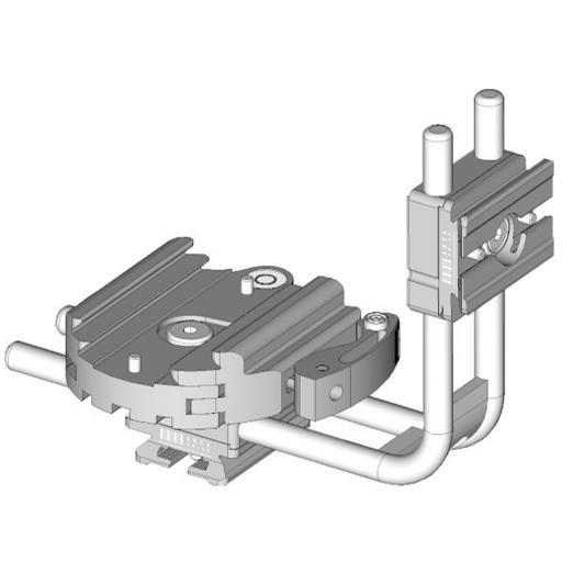 Arca Swiss L-Bracket 2 Fliplock bases