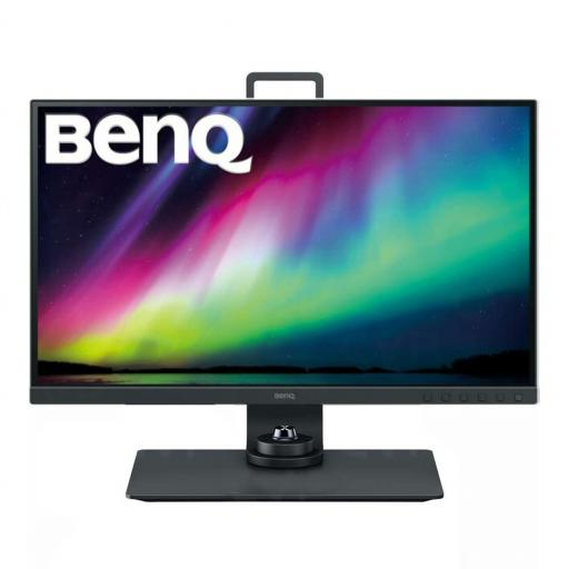 BenQ SW270C Photographer 27in Adobe RGB and HDR10 Monitor