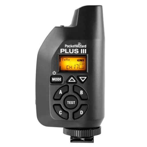 PocketWizard Plus IIIe Transceiver Black