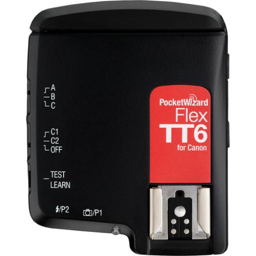 PocketWizard FlexTT6 Transceiver for Canon