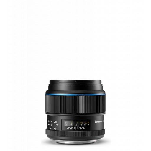 RENTAL - Schneider f2.8 / 80mm Mk II 'Blue Ring' Leaf Shutter Lens