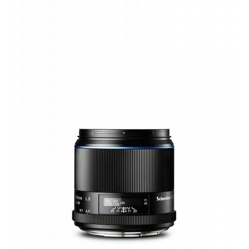 RENTAL - Schneider f2.8 / 110mm Leaf Shutter Lens Blue Ring