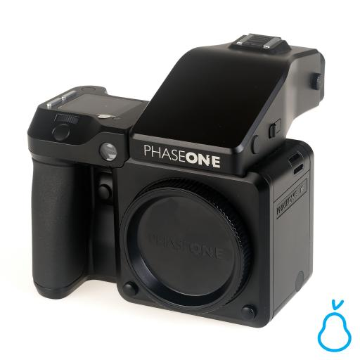 Used Phase One XF Camera and Prism