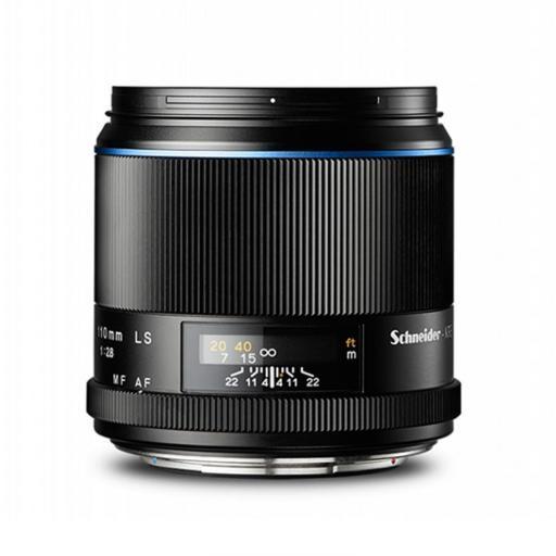 RENTAL - Schneider f2.8 / 80mm Mk II 'Blue Ring' Leaf Shutter Lens
