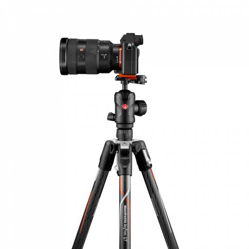 Befree GT Carbon Fibre Designed for Cameras from Sony