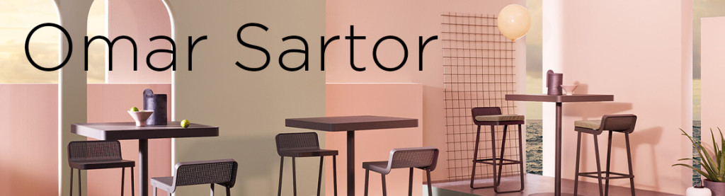 The Interior Design, Architecture and Landscapes of Omar Sartor